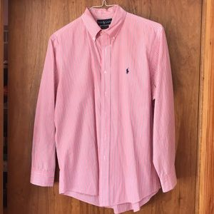 Ralph Lauren button down shirt. Size 16 1/2